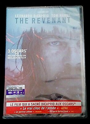 The Revenant    Dvd Neuf Emballe