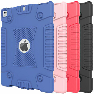 For Apple iPad 6th 5th Generation 9.7 Inch Tablet Kids Shockproof Silicone Case