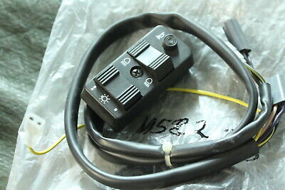 M58.2 Vespa PX 80 125 150 200 original Brevetto Licht Schalter 6/3/1/1Pin Switch