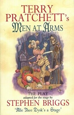 Men at Arms: The Play (Discworld Series) (Paperback)