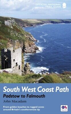 South West Coast Path Padstow To Falmout