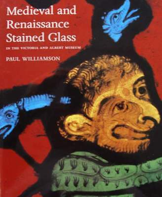 BOEK/LIVRE : Medieval and Renaissance Stained Glass (middeleeuws loodglas