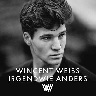 Wincent Weiss - Irgendwie Anders   Cd New!