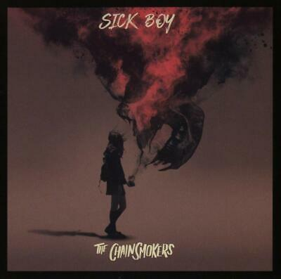The Chainsmokers - Sick Boy   Cd New!