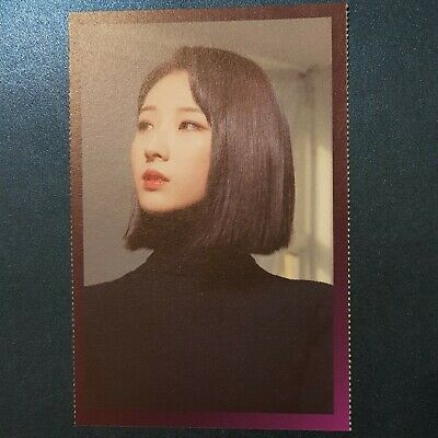 Haseul - Loona Photo Loonaverse Concert Official MD Monthly Girl Kpop