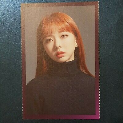 Vivi - Loona Photo Loonaverse Concert Official MD Monthly Girl Kpop