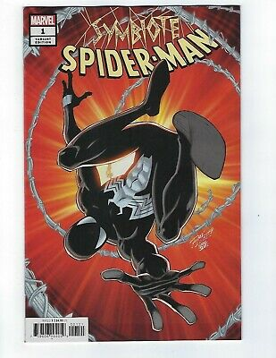 Symbiote Spider-Man # 1 Ron Lim Variant NM Marvel Pre Sale Apr 10th