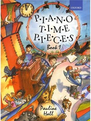 Piano Time Pieces - Book 1 by Pauline Hall (Oxford University Press)