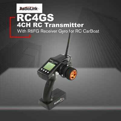 RC3GS//RC4GS//RC6GS//T8FB RadioLink 6 Channel Receiver R6FG with Gyro