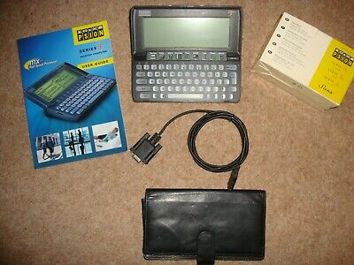 Rare PSION 3mx PDA in MINT condition with accessories