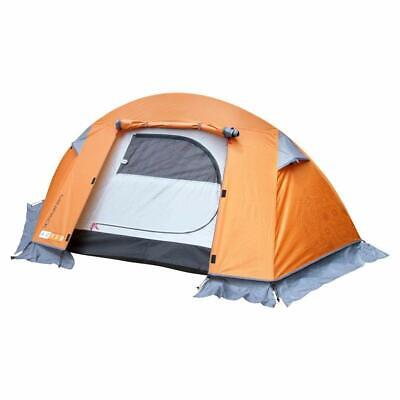 AZTEQ Minipack up 2 Person 8.3 by 4.6 Foot Sport Camping Tent 100% Waterproof