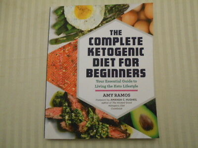 New Book The Complete Ketogenic Diet for Beginners