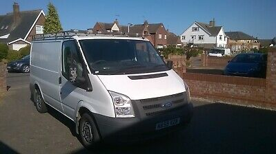 ford transit swb 280 low roof plus roof rack 2009 moted to Sept