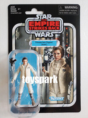 "Star Wars 3.75"" The Vintage Collection PRINCESS LEIA ORGANA Hoth action figure"