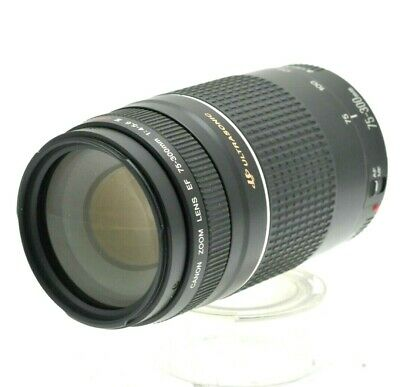 Canon EF 75-300mm  F4 /5.6 III USM Telephoto Zoom lens for EOS Film & Digital