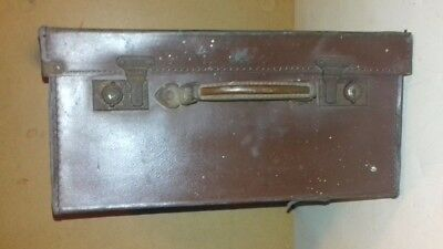 "ANTIQUE/VINTAGE THE JETEL ""VICTORIA"" JAZZ OUTFIT No. 6666B INSTRUMENT CASE"