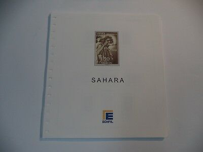 (460)  Album Pages Shariah X 3 And About 100 Stamps Hinged New And Used
