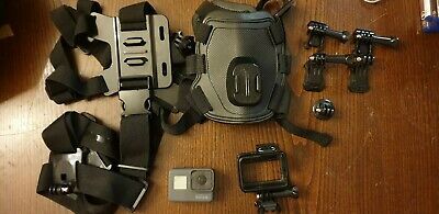 GoPro HERO5 Black 4K Waterproof Action Camera Camcorder with 64g sd card