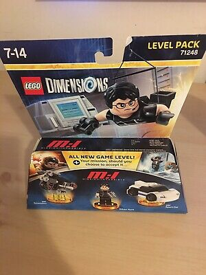 LEGO Dimensions 71248 - Mission Impossible Level Pack New & Sealed Complete