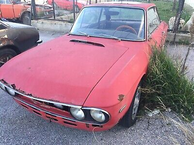 Lancia Fulvia HF 1.3 1971 for restoration spares or repair project