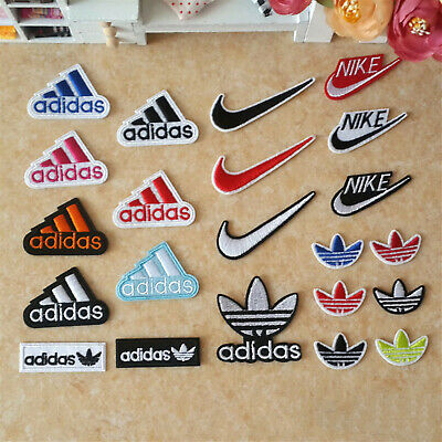 (BUY 2 Get 4 Free )Nike Embroidered Iron on Sew on Patch Badge Logo Sports