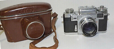 CONTAX 111A  NEAR MINT from Zeiss cc1954