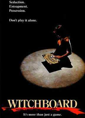 Witchboard - 1986 - Todd Allen, Tawny Kitaen, Stephen Nichols, Horror DVD