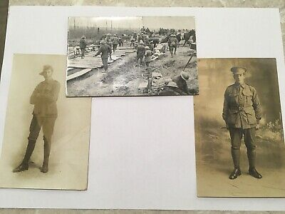 WW1 Photos Australians