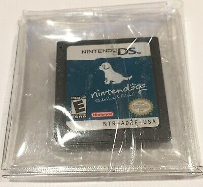 Nintendogs: Chihuahua & Friends (Nintendo DS, 2005) CARTRIDGE ONLY