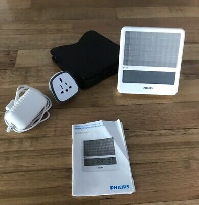 Philips goLITE BLU Compact and Portable LED Therapy Energy Light HF3422