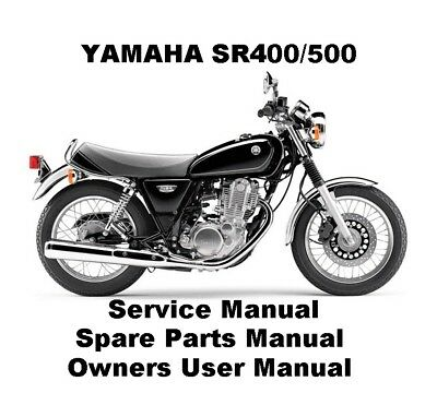 YAMAHA RD400 RD250 RD - Owners Workshop Service Repair Parts