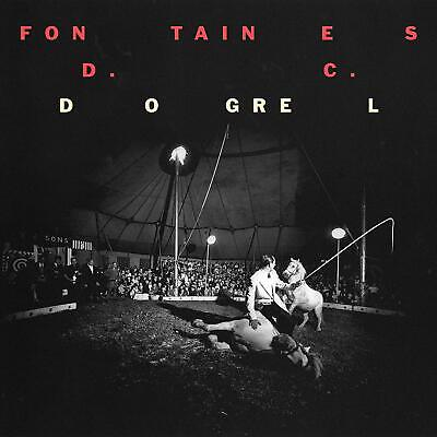 Fontaines D.c. - Dogrel   Cd New!