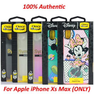 100% Authentic Otterbox Symmetry Series Totally Disney Case for iPhone Xs Max