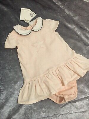 a78ee4a2fcee Givenchy Baby Romper Dress 18 Months More 12 Months BNWT 100% Genuine RRP £