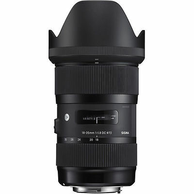 Sigma 18-35mm F1.8 DC HSM Lens For Nikon 210955, London