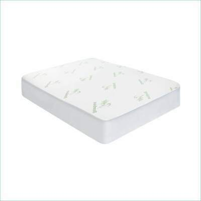 Giselle Bedding Giselle Bedding Bamboo Mattress Protector Queen