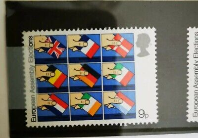 Stamps GB EII Unmounted MINT 70's Commemorative sets 1971-80