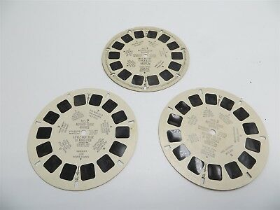 VIEWMASTER 4049 SESAME Street The People in Your