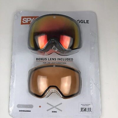 0062bdfea2190 SPY LEGACY REPLACEMENT Lens - HAPPY Lens - AUTHENTIC - Legacy Goggle ...