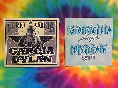 Jerry Garcia Garcia Plays Dylan Again Bonus Disc CD Bob Dylan Grateful Dead 3-CD