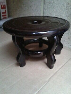 Large Chinese Wooden Stand