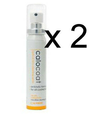 Calotherm - Calocoat Cleaning Spray 50ml 25ml X2 Optical Lens Cleaner antistatic