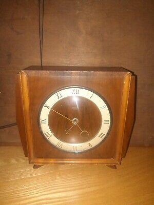 Vintage Smiths Electric Clock,  mains powered  and working well