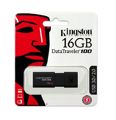 Kingston 16GB USB Flash Drive Free Shipping from Canada Super Fast Delivery