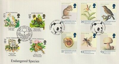 Stamps 1998 Animals Birmingham  Heyden First Day Cover Postal History
