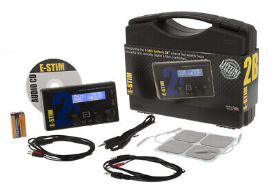 E-Stim Systems Series - 2B Pro Pack Reizstromgerät zur Stimulation & Massage
