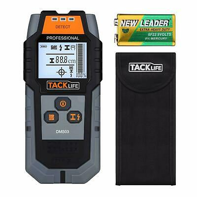 Wall Wood Stud Detector Finder Scanner Metal Live Wire Cable Pipe Detector - LCD