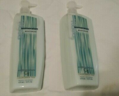 2X  New California Tan Total Immersion Step 3 Moisturizer After Tanning Lotion