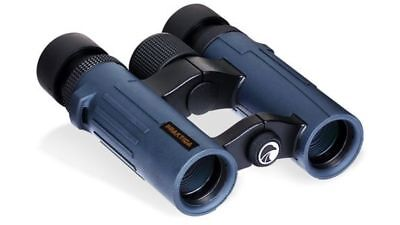 Praktica 10x26mm Pioneer Waterproof Binoculars (Blue) PRA228 (UK Stock)
