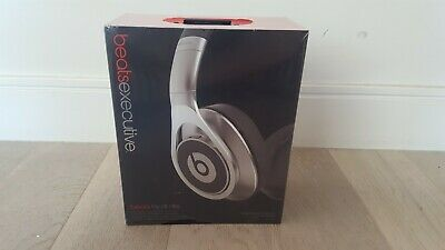 Beats by Dr. Dre beatsexecutive noise cancelling headphones brand new-ice